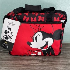 Minnie Mouse Disney Lunch Cooler